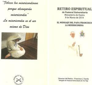 Retiro Espirituala 8 Marzo-1